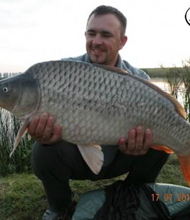 Romania, Sakal Lakes – 9 kg