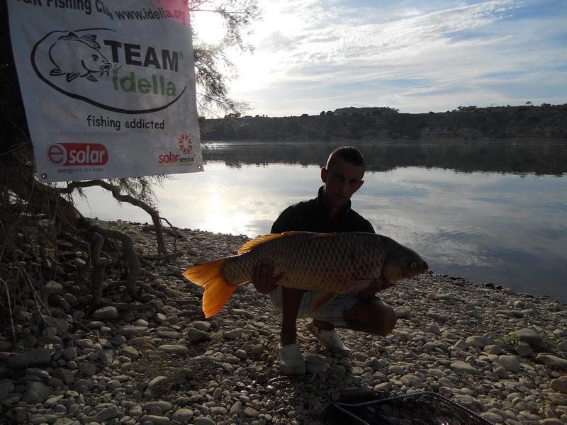 Carp Fishing on Ebro
