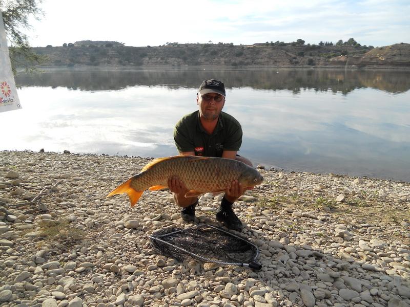 Carp Fishing on the Ebro