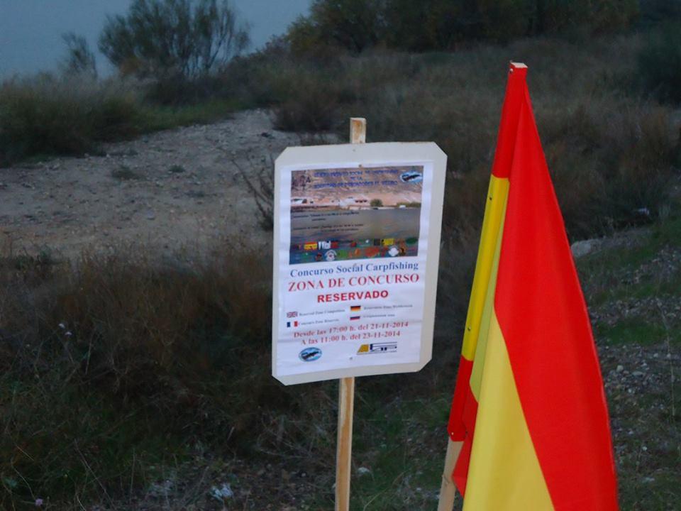 Contest Carpfishing Mequinenza S.D.P. El Siluro Spain