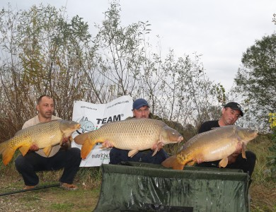 Team IDELLA Fishing in Bosnia and Herzegovina