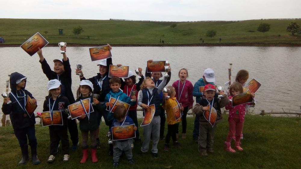 Sports Fishing for Children