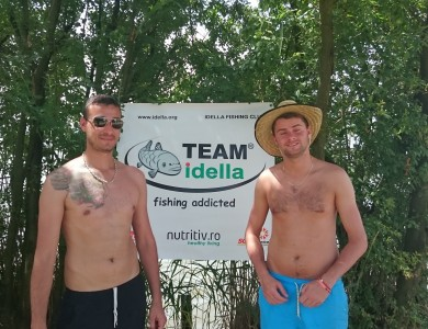 Fishing with Team Idella in Serbia – All Inclusive