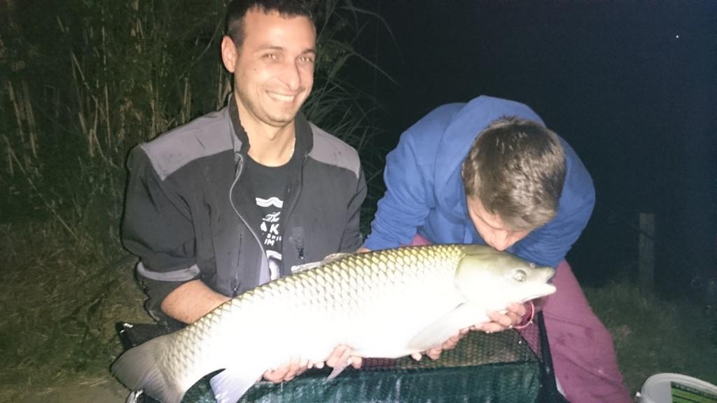 All-inclusive fishing with Team Idella in Serbia 6