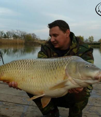 Serbia, Debeljacka Jezero – 17 kg