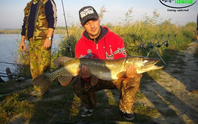 Serbia, Jezero Joca – 8 kg