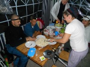 Vacanta de 5 stele pe Ebru