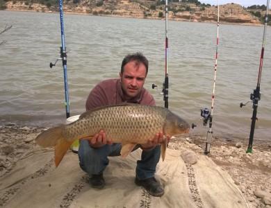 """O săptămână pe Ebro, """"Mecca"""" pescuitului la crap"""