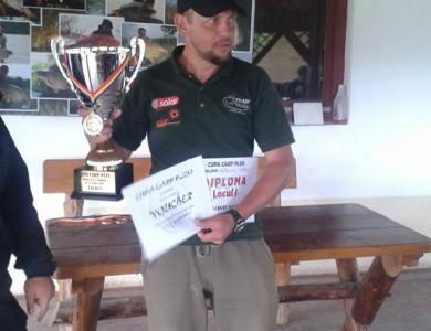Robi Solticzki de la Team Idella, câștigătorul Cupei Carp Plus Ediția a II-a