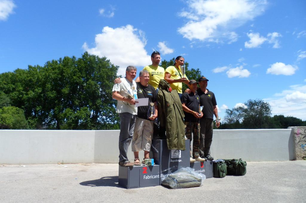Team Idella la prima ediție ENDURO CARPE Passion Vidourle 2014