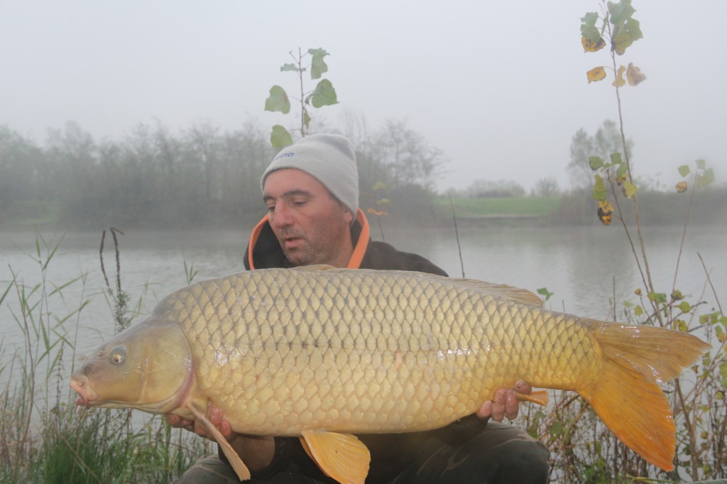 Pescuit la crap în Bosnia (Augustin Barac - Team Idella)