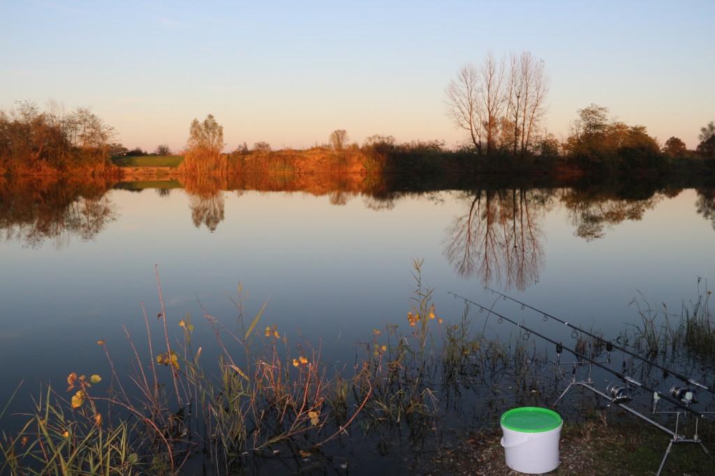 Balta de pescuit crapi din Bosnia și Herțegovina