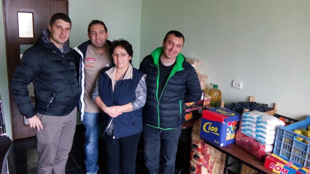 Team Idella la Centrul de Consiliere și Sprijin pentru Părinți și Copii