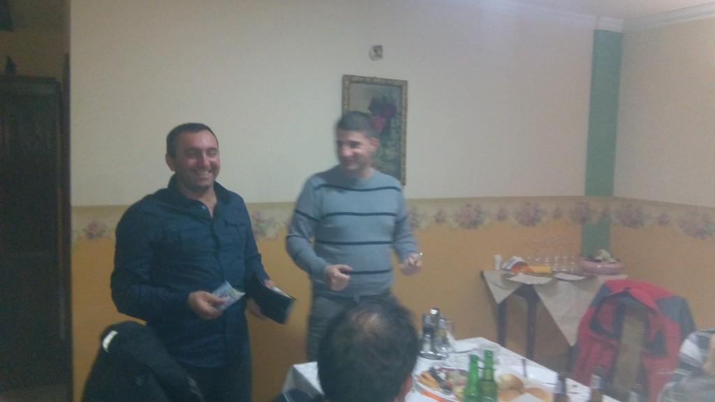 Augustin Barac – Captură 20,2 kg în Bosnia