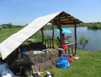 Balta Potcoava Cruceni – interviu cu Robert Szabo, președintele clubului de pescuit Team Idella