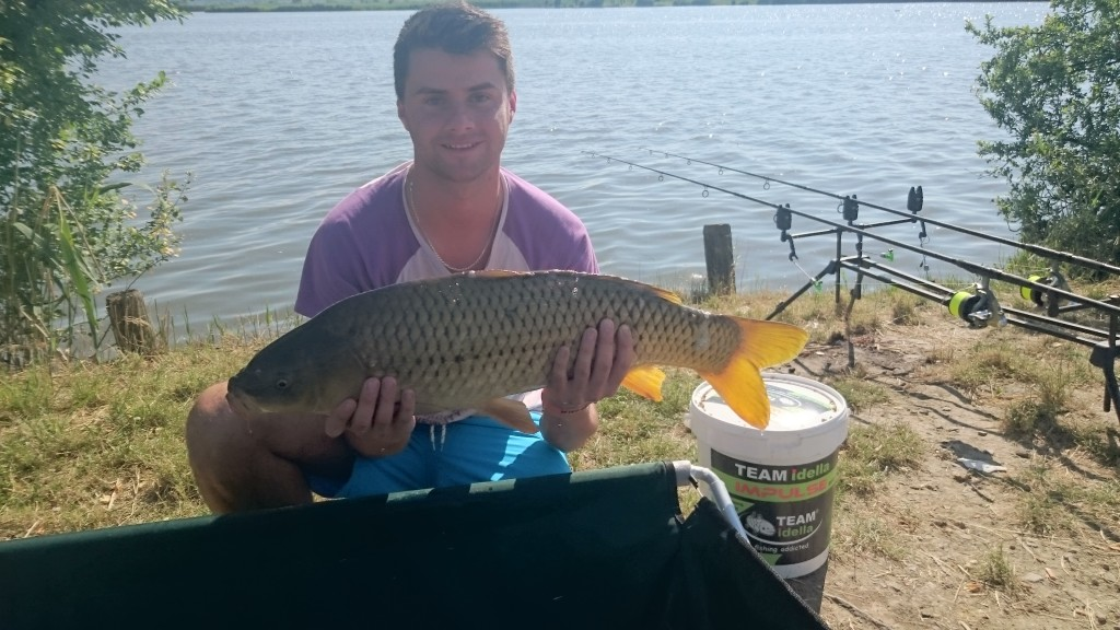 La pescuit cu Team Idella în Serbia – All Inclusive