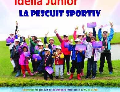 Cupa Idella Junior 2016