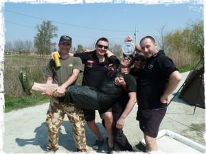 sarbatorire_team_idella_captura_crap_comun_31.8_kg_gusti_mika_alas_serbia