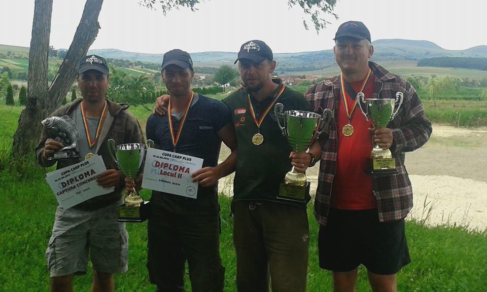 Câştigătorii Cupei Carp Plus Ediţia a II-a