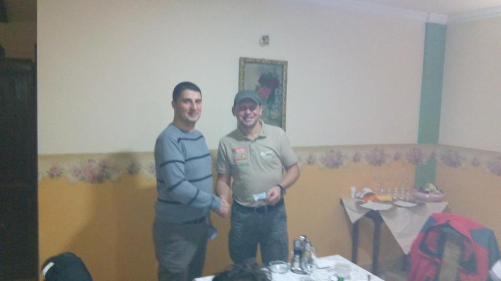 Robi Solticzki – locul I la Cupa Carp Plus Ediția a II-a și captură 22,0 kg în Mika Alas