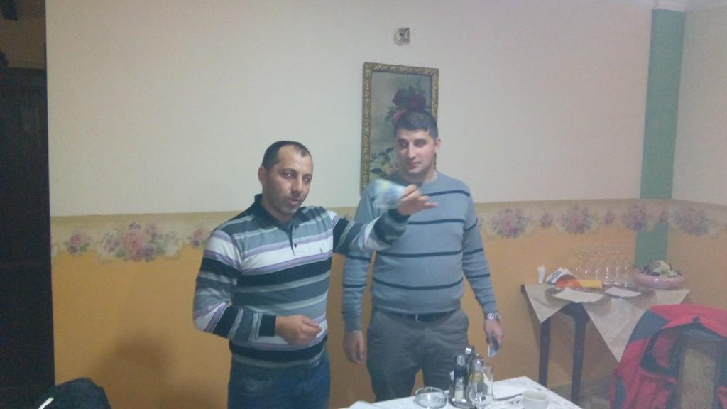Mircea Rădulescu – Captură 22,4 kg în Bosnia