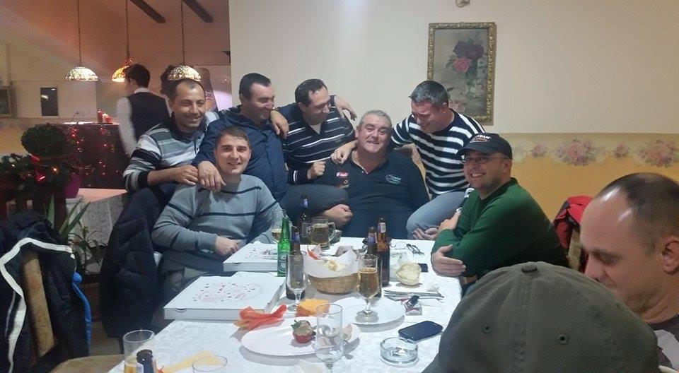 Pescarii clubului Team Idella