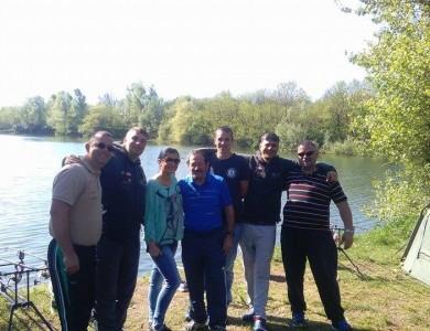 Bosnia – Capturi neașteptate în extrasezon cu Team Idella
